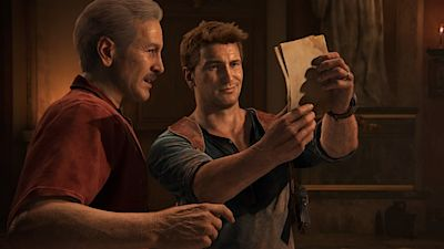 Ukázka ze hry Uncharted 4: A Thief's End