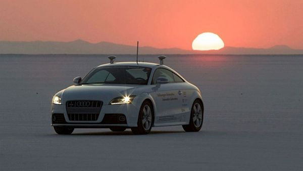 Audi Pikes Peak TTS - Shelley