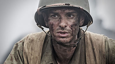 Andrew Garfield ve filmu Hacksaw Ridge