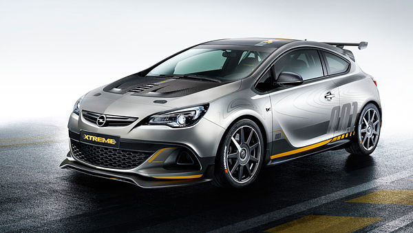 Opel Astra OPC Extreme (koncept, 2014)