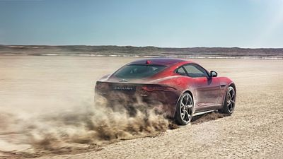 F-Type R Coupe AWD (2015)
