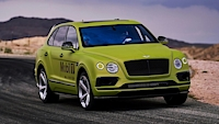 Bentley Bentayga Pikes Peak (2018)