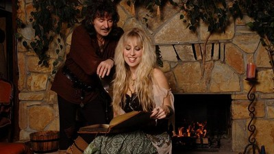 Ritchie Blackmore a Candice Nightová
