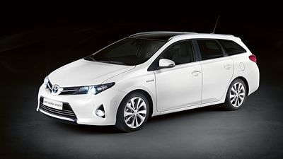 Toyota Auris Touring Sports (2012)
