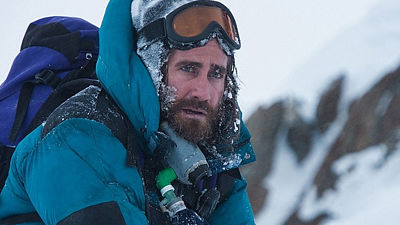Jake Gyllenhall ve filmu Everest