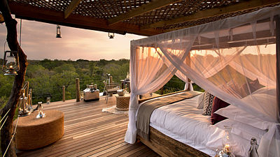 The Kingston Treehouse, Lion Sands Game Reserve, Jihoafrická republika