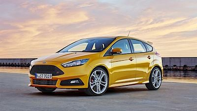 Ford Focus ST III. generace