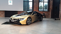 BMW i8 Starlight Edition