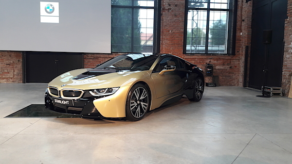 The Czech Representation Of Bmw Has Created Unique I3 And I8