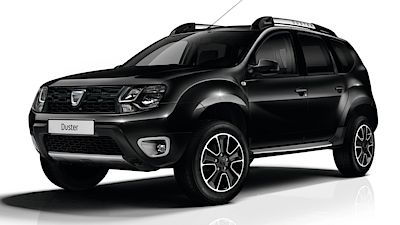 Dacia Duster Black Touch edition