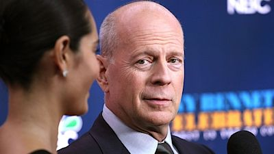 Herec Bruce Willis