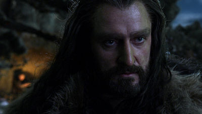 Richard Armitage jako Thorin Oakenshield