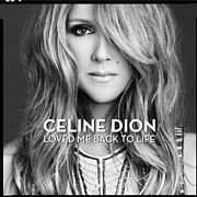 Celine Dion na albu Loved Me Back to Life