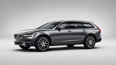 Volvo V90 Cross Country (2016)