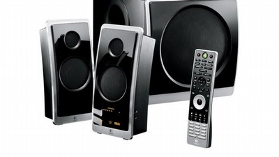 Logitech Z Cinéma Surround Sound System