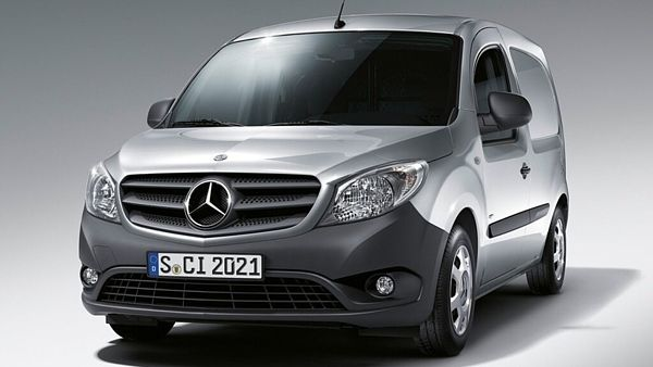 Mercedes-Benz Citan (2012)