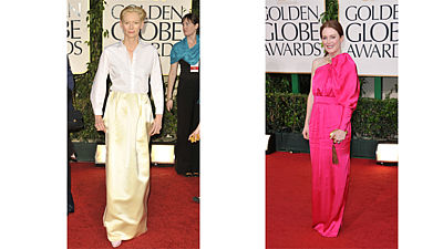 TILDA SWINTON a JULIANNE MOORE