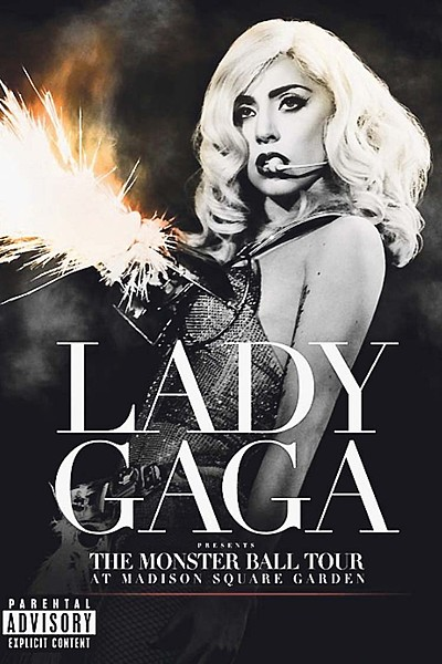 Lady Gaga: The Monster Ball Tour, At Madison Square Garden