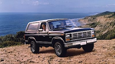 Ford Bronco - 1983