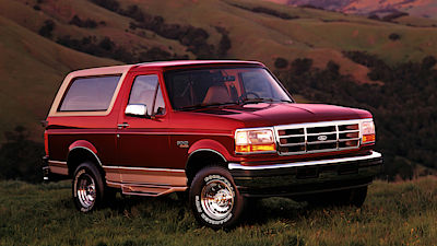Ford Bronco - 1996