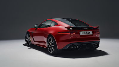Jaguar F-Type (2017)