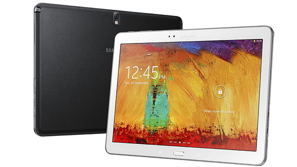 Tablet Galaxy Note 10.1 2014 Edition.