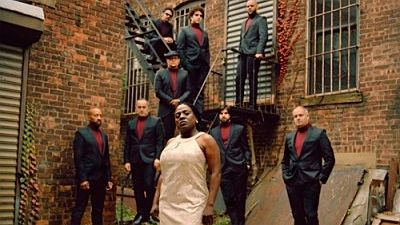 Sharon Jones and Dap Kings