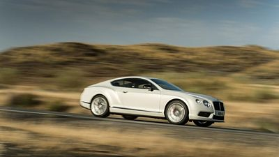 Bentley Continental GT V8 S Coupe (2013)
