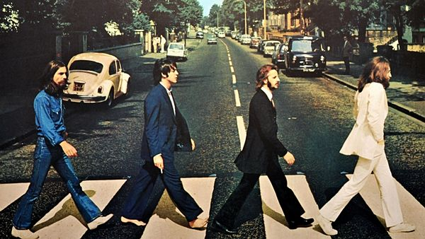 Beatles na Abbey Road
