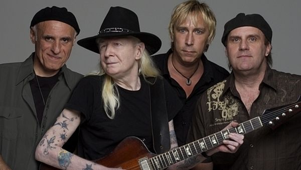 Johnny Winter a jeho band