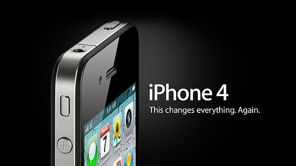 iPhone 4 #Apple