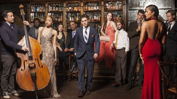 Scott Bradlee a Postmodern Jukebox