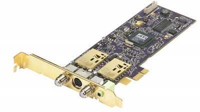 Hybridní TV tuner AMD TV Wonder 650 PCIe