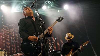 The Afghan Whigs na Rock For People.