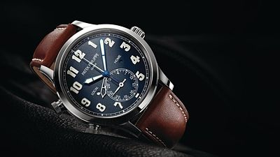 Patek Philippe Calatrava Pilot Travel Time 5524