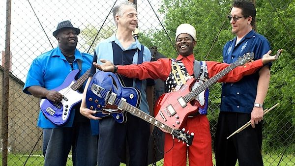 Lil´ Ed & The Blues Imperials