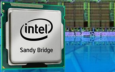 Procesor z nové série Intel Sandy Bridge