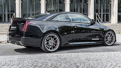 GeigerCars Cadillac ATS-V Coupe Twin Turbo Black Line