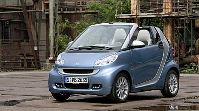 Smart fortwo (2010)