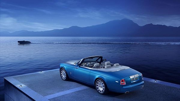 Rolls-Royce Phantom Drophead Coupe Waterspeed Collection (2014)