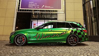 Mercedes-AMG C63 Combi od Wimmer RST