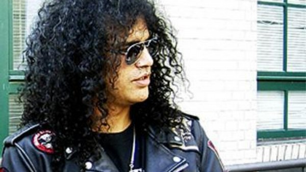 Saul Hudson alias Slash