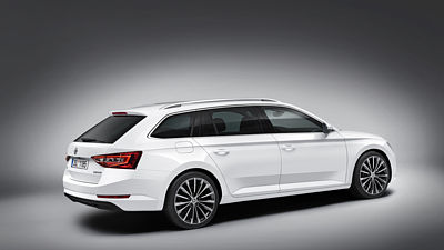 Škoda Superb Combi (2015)