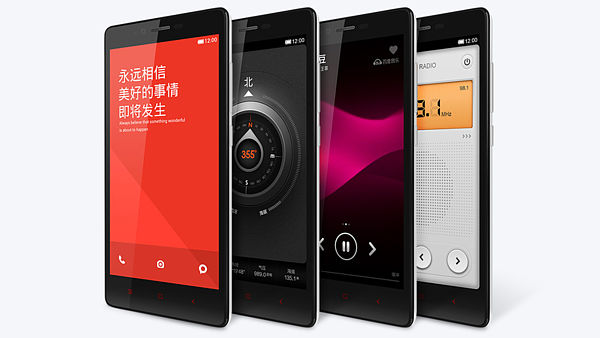 Xiaomi Redmi Note.