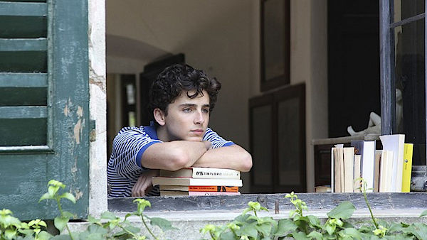 Z filmu Call Me By Your Name