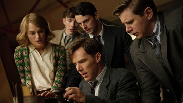 Z filmu The Imitation Game