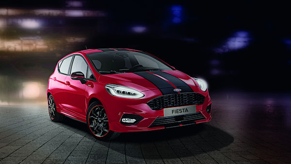 Ford Fiesta ST-Line Red Edition (2018)