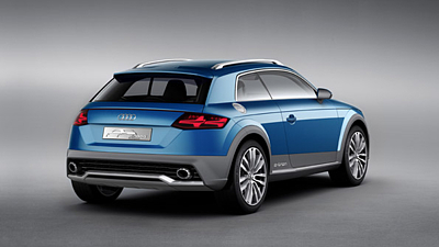 Audi allroad shooting brake (studie, 2014)