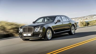Bentley Mulsanne Speed (2014)