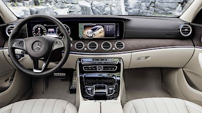 Mercedes-Benz E All-Terrain